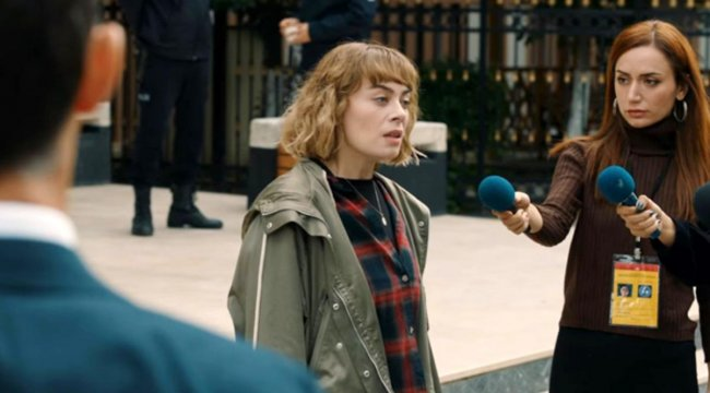 Alev Alev dizisinde alkış toplayan sahne! Cemre, yıllarca kendisine psikolojik şiddet uygulayan eşine meydan okudu