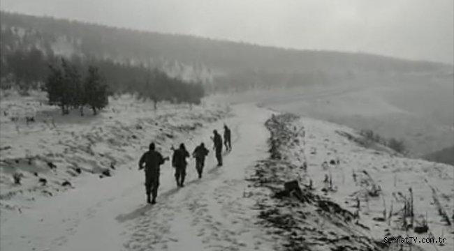 Ardahan'da jandarma kış öncesi yaylacıların terk ettiği yayla evlerini denetledi