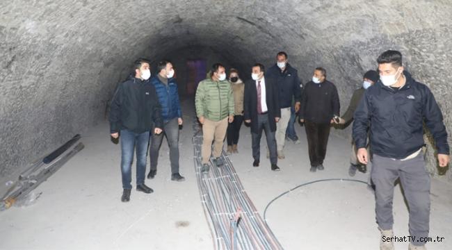 Kars Peynir Müzesi tamamlanıyor
