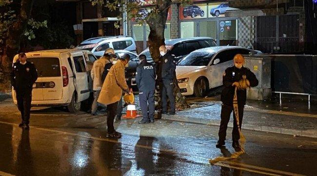Sakarya'da eğlence mekanı önünde silahlı saldırı: 2 kardeş yaralı