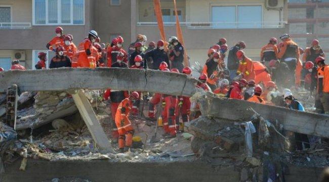 Son dakika… İzmir depreminde can kaybı 116'ya yükseldi
