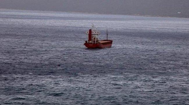 Libya'da alıkonulan Türk gemisi serbest!