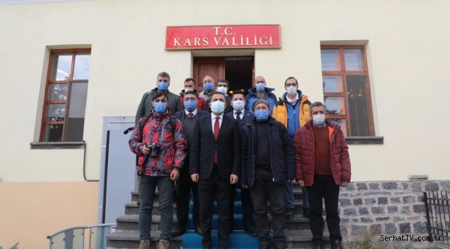 Koronavirüs aşıları Kars'a geldi
