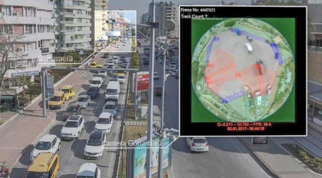 Yoğun trafiğe 'akıllı sinyalizasyon sistemi'yle çözüm