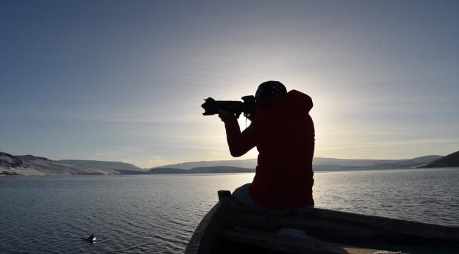 """Doğa harikası """"Aygır Gölü"""""""