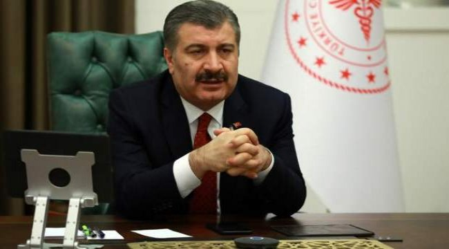 Sağlık Bakanı Koca'dan yüz yüze eğitimle ilgili son dakika açıklaması!