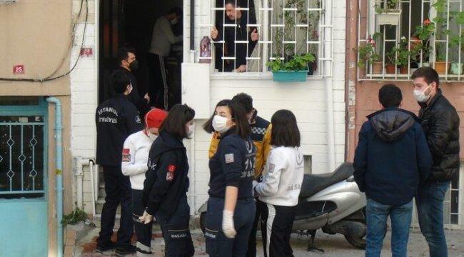 Beşiktaş'ta yalnız yaşayan Cibutili tıp öğrencisi evinde ölü bulundu