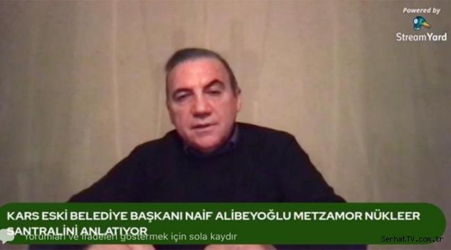 Alibeyoğlu, Metzamor'u gündeme getirdi.