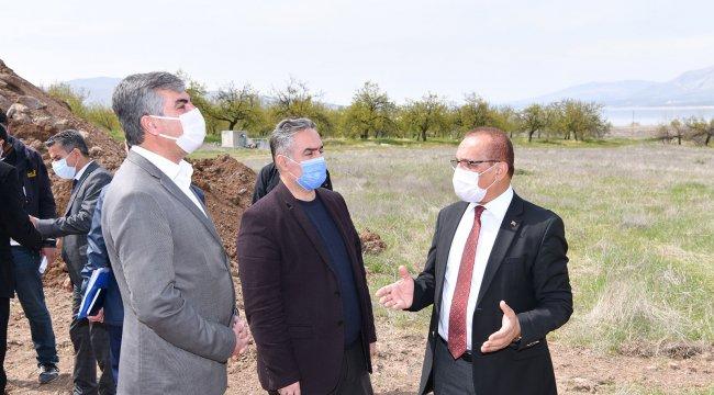Malatya Kale'ye atık su arıtma tesisi yapılacak