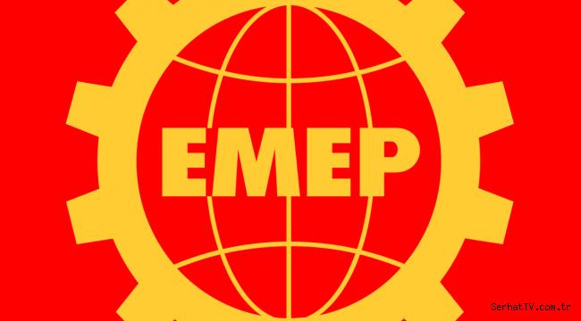 Emek Partisi Kars İl Başkanlığı 1 Mayıs'ı kutladı