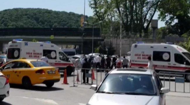 Mahallede başlayan kavga hastaneye taştı! Polis zor ayırdı