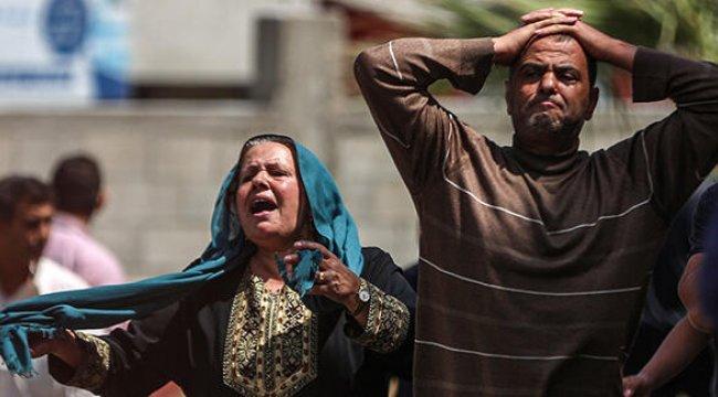 SON DAKİKA: Gazze'de hayatını kaybedenlerin sayısı 53'e yükseldi
