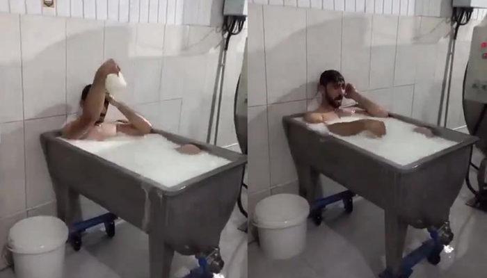 """Konya'daki 'süt banyosu' skandalının davasında şaşırtan sözler! """"Hiçbir şey hatırlamıyorum"""""""
