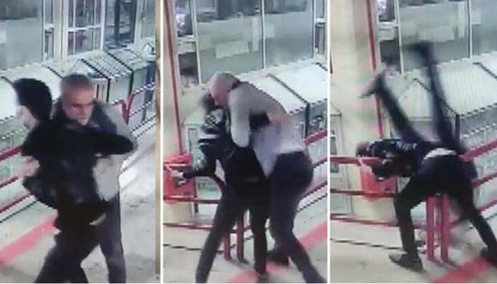 """Tartıştığı esnafı 12'nci kattan atan sanık mahkemede gözyaşı döktü! """"Yalvarırım size beni tutuklamayın"""""""
