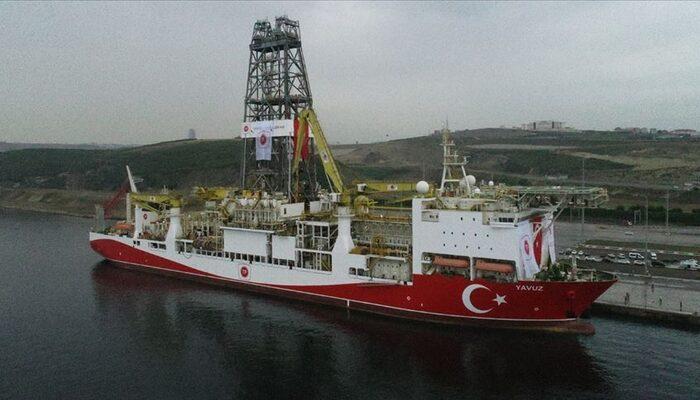 Yavuz gemisi, Karadeniz'e hazır