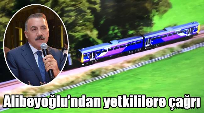 Alibeyoğlu'ndan yetkililere çağrı