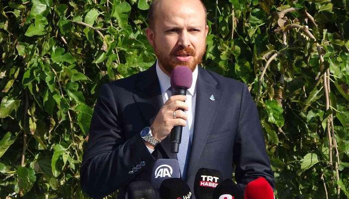 Bilal Erdoğan: Kurumlarımızın hedef alınmasının bir sebebi var