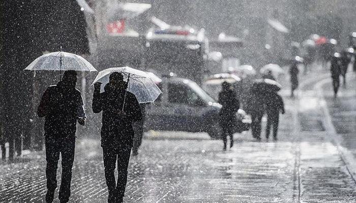 Meteoroloji uyardı! İki ilde çok kuvvetli ve şiddetli yağış