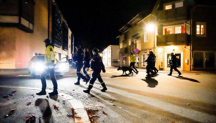 Son Dakika! Norveç'te oklu saldırı: Çok sayıda kişi hayatını kaybetti