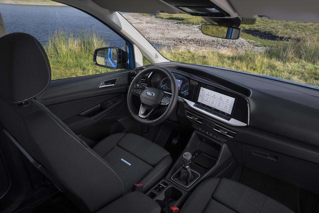 Ford Tourneo Connect iç kabin