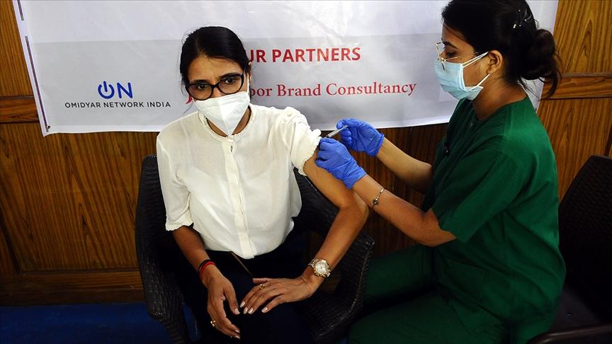 Dünya genelinde kısaca 2 bilyon 336 milyon düze Kovid-19 aşısı yapıldı