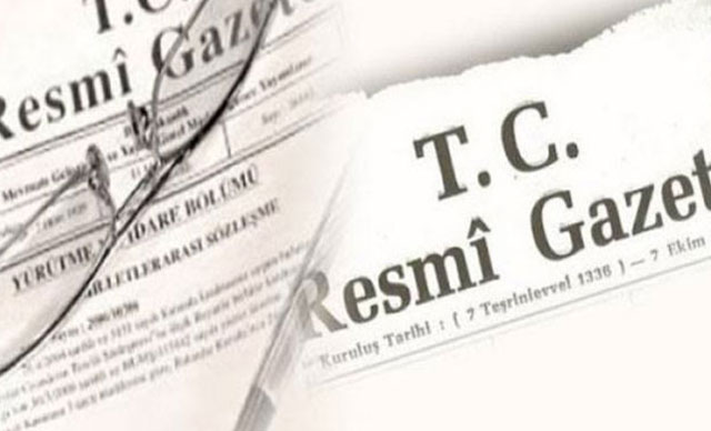 'Marmara Denizi Eylem Planı Koordinasyon Kurulu' ile alakalı Genelge Resmi Gazete'de