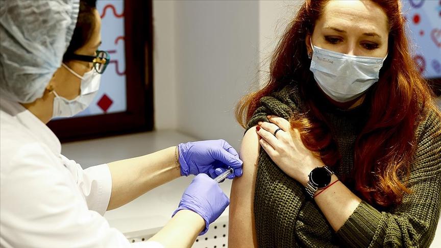 Moskova'da Kovid-19'a hakkında meydana getirilen aşı kampanyasında otomobil armağan edilecek
