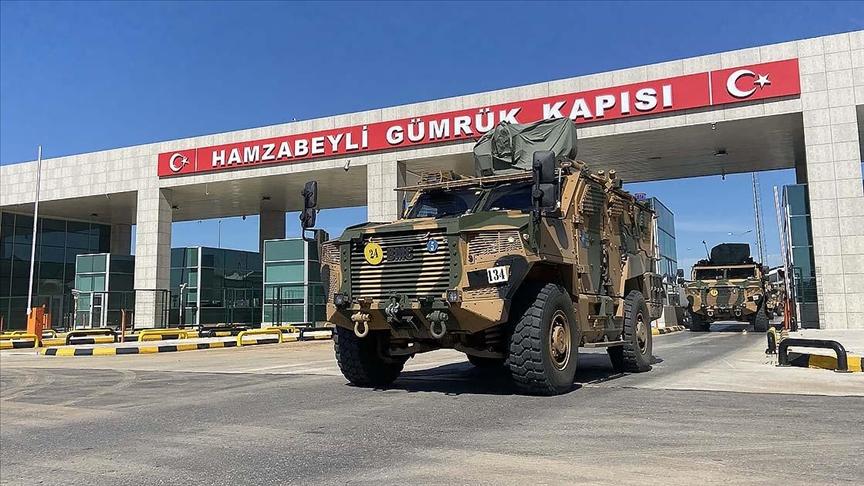 Romanya'daki NATO tatbikatına eklenmiş olan Mehmetçik Türkiye'ye dönmeye başladı